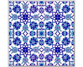 Turkish Iznik Ceramic Tiles
